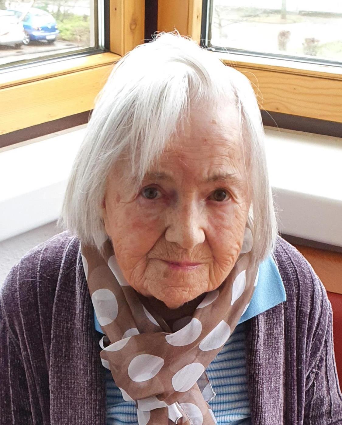 Elfriede Messerschmitt
