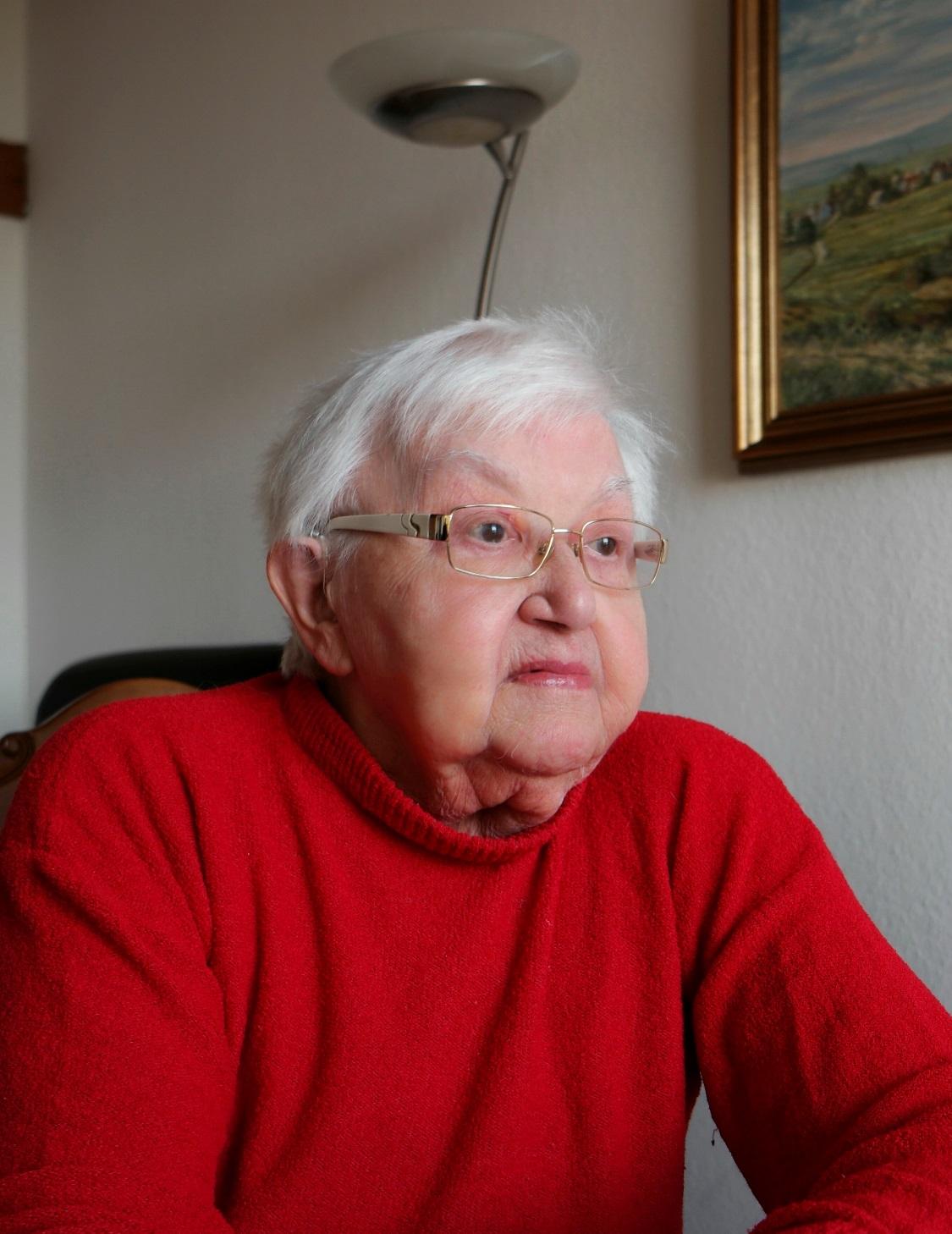 Waltrud Krämer